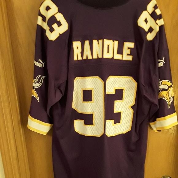 Classic John Randle  93 MN Vikings Jersey 2X 031f519d6
